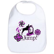 Jump! Bib