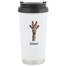 Evil Herbivore Travel Coffee Mug