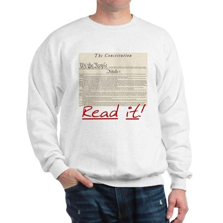 Read it! Sweatshirt
