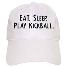 Eat, Sleep, Play Kickball Cap
