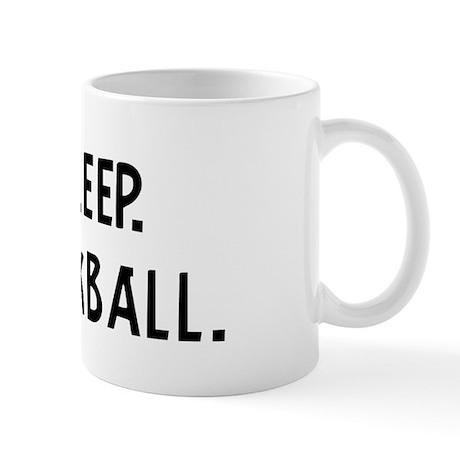 Eat, Sleep, Play Kickball Mug