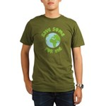 Save Some (Planet Earth) For Me Organic Men's T-Sh