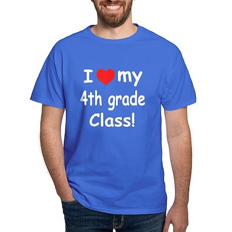 4th Grade Class: Dark T-Shirt