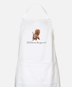 Squirrell BBQ Apron