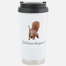 Squirrell Travel Mug