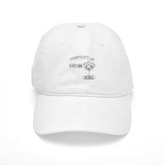 Property of 4 Hymn Baseball Cap
