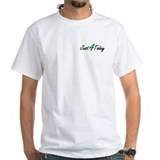 Na recovery Mens White T-shirts