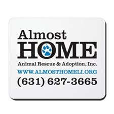 Almost Home Mousepad