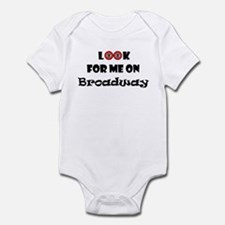 look broadway Body Suit