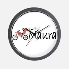 Maura Wall Clock