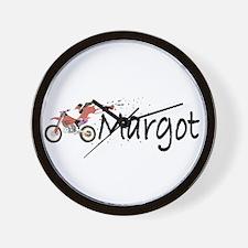 Margot Wall Clock