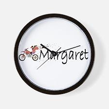 Margaret Wall Clock