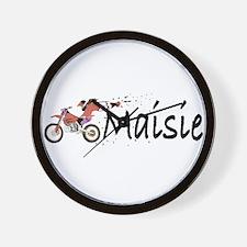 Maisie Wall Clock