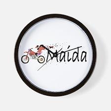 Maida Wall Clock