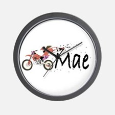 Mae Wall Clock