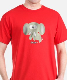 Funny Elephant pictures T-Shirt