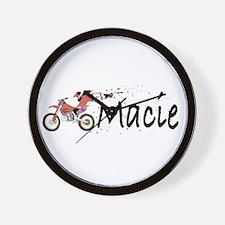 Macie Wall Clock