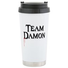 Cute Damon salvatore Travel Mug