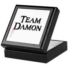Funny Damon Keepsake Box