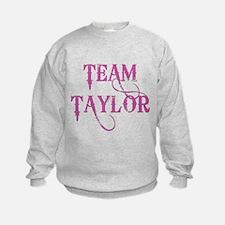 TEAM TAYLOR Sweatshirt