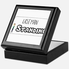 Last Man Standing Keepsake Box