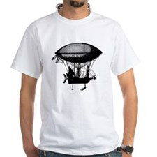 Steampunk pirate airship Shirt