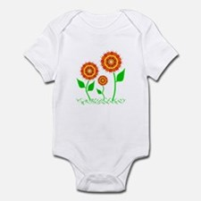 Candy Cornflowers Infant Bodysuit