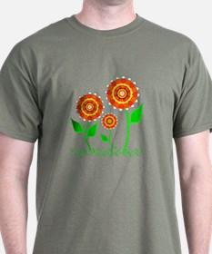 Candy Cornflowers T-Shirt