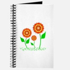Candy Cornflowers Journal