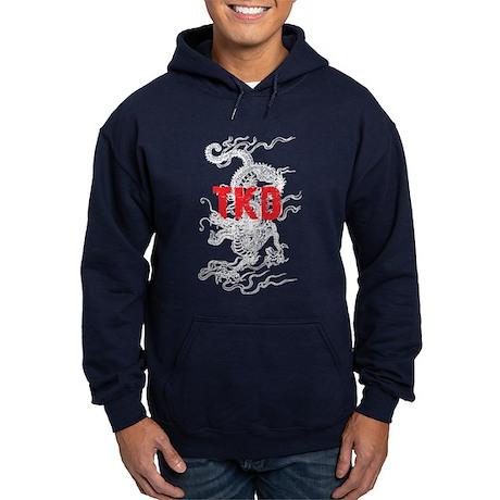 Taekwondo Dragon Hoodie (dark)