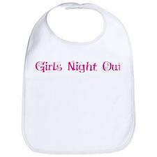 Girls night out Bib