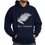New zealand Dark Hoodies