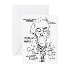 Russell Greeting Cards (Pk of 10)