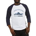 Aoraki New Zealand Vintage Baseball Jersey