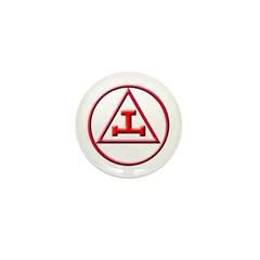 Royal Arch Mason Mini Button