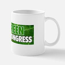 Recycle Congress Small Mug
