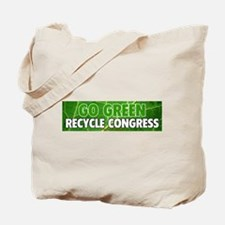 Recycle Congress Tote Bag