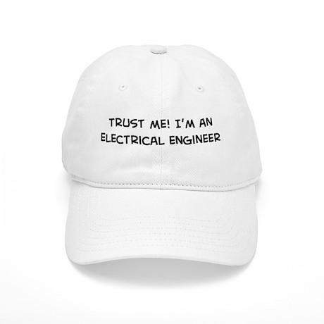 Trust Me: Electrical Engineer Cap