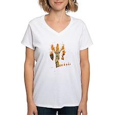 Fire Girl Shirt