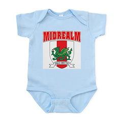 MIdrealm Draco Invictus Infant Creeper