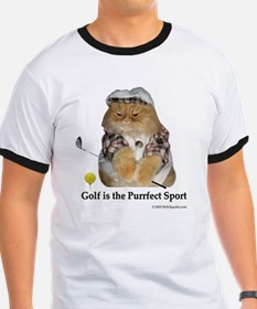 Golf is Purrfect T