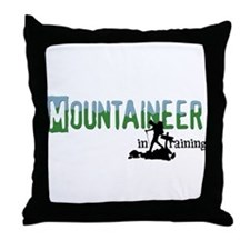 Unique 14er Throw Pillow