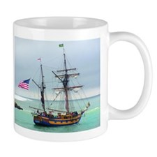 Tall Ships Small Mug