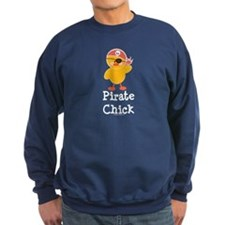 Pirate Chick Sweatshirt
