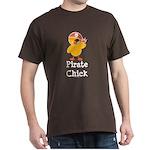 Pirate Chick Dark T-Shirt