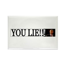 You Lie! Rectangle Magnet