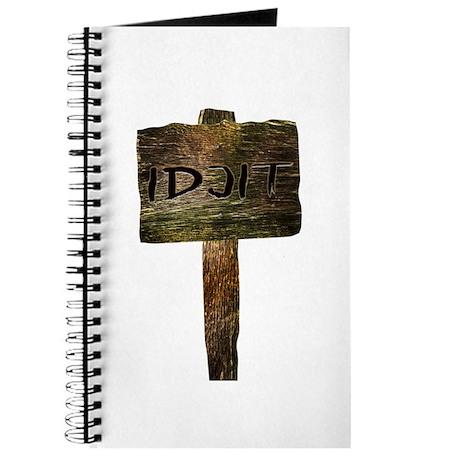 Idjit Journal