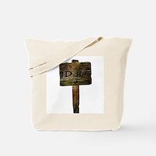 Idjit Tote Bag