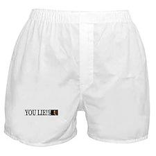 You Lie! Boxer Shorts