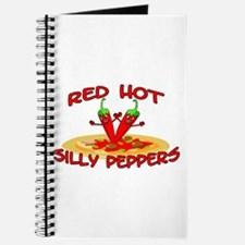 Red Hot Silly Peppers Journal